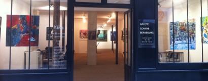 Galerie Schwab Beaubourg Paris (2013)
